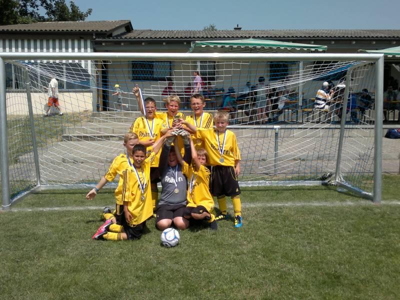 E1-Jugend: Turniersieger in Baisingen