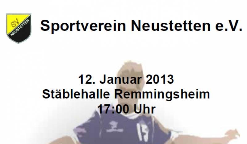 Stäble Cup Herren 2013