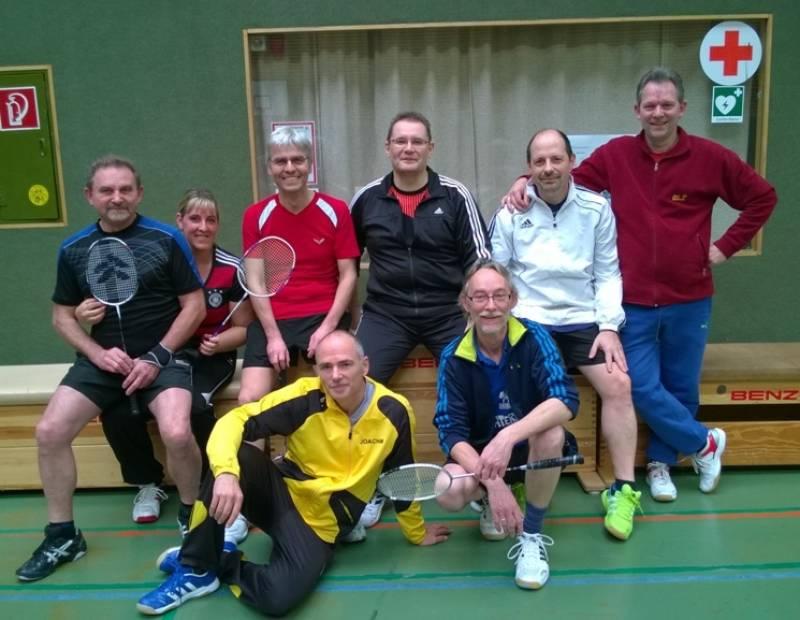 Freizeitsport - Badminton