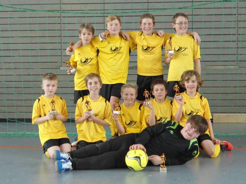 E1 – Stäble Cup 2013