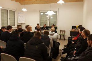 Abteilungsversammlung Fußball Aktive und AH