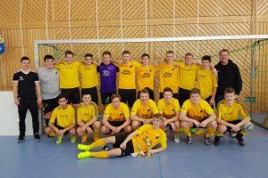 A-Junioren: SVN triumphiert in Geislingen