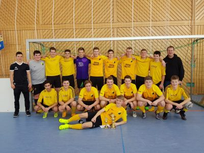 A-Junioren: SVN triumphiert in Geislingen
