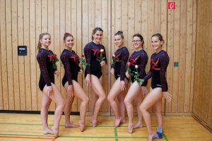Turnteam auf Aufstiegskurs in die Bezirksliga